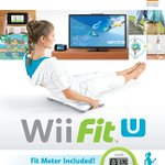 Image for the Tweet beginning: Wii Fit U with Fit