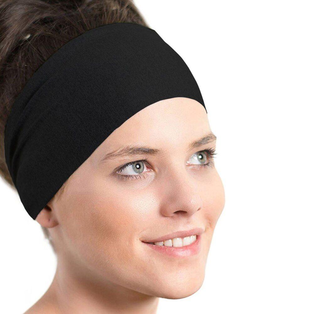 #yogini #athlete Women's Wide Solid Color Yoga Headband pic.twitter.com/wB6ZAGnMwL