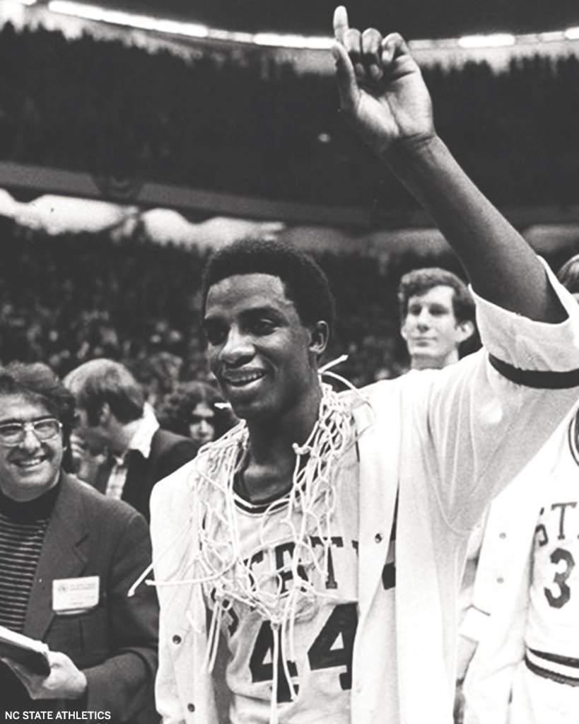 With the first pick in the 1975 @NBADraft ...  45 years ago today, @PackMensBball's David Thompson became the first ACC player selected No. 1 overall! https://t.co/50lnJNuyNP