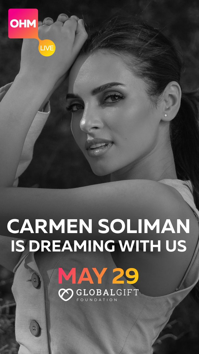 """Dream with me and @GlobalGiftFound and help us raise funds for the Dream Fund to support COVID-19 initiatives around the planet.   Join us on Today for OHM Live and don't forget to share your dream on https://t.co/cChsEsPnYL   @Constellation58 @globalgiftfound https://t.co/u4R3wFEUWv"