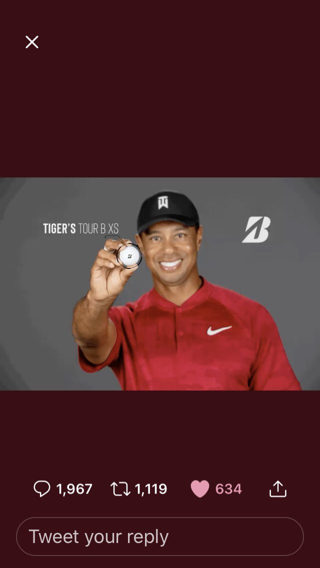 Just want to say I did it at 4:30 in the morning. So that must mean something to play some great golf today! https://twitter.com/bridgestonegolf/status/1265704575543193602…pic.twitter.com/BhQSEEZ32b