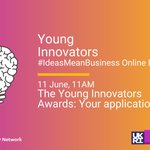 Image for the Tweet beginning: 💥Calling on all young innovators