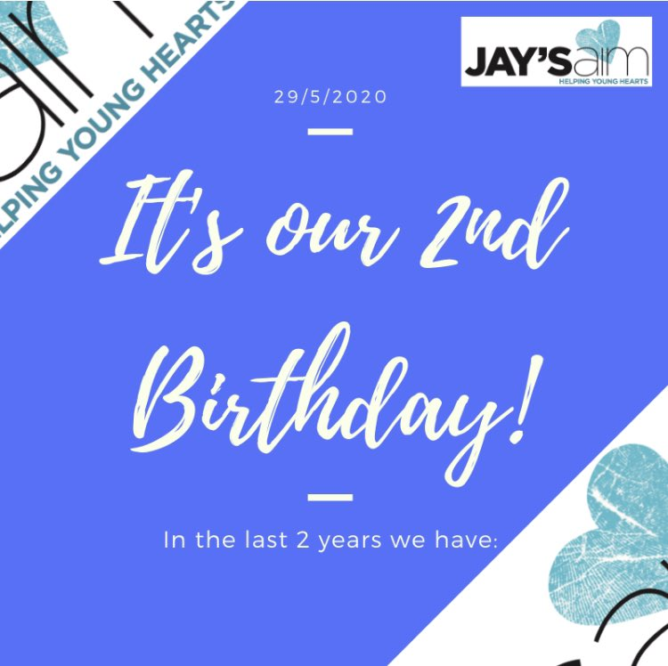 (1/2) It's our second birthday today 🎂! The coronavirus might have slowed us down, but it's still been a great couple of years! Please scroll through the pics to see what we've been up to.... As always, a masssive thank you to everyone for the continued support! 😀 #jaysaim