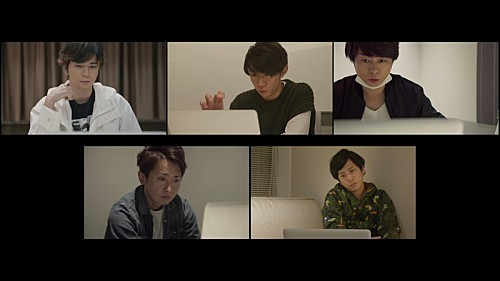 嵐『ARASHI's Diary -Voyage-』、コロナ禍でファンのために出来ることを模索する5人の姿が公開