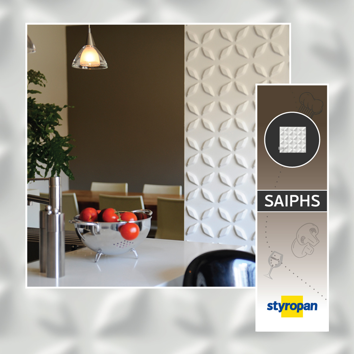 """3D Wall decoration panels 