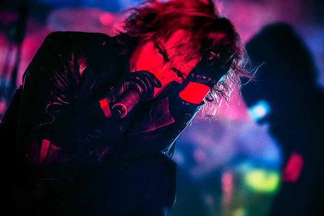 HYDE「ANTI FINAL」ライブBlu-ray初回盤に50分超えツアードキュメンタリー映像 #HYDE