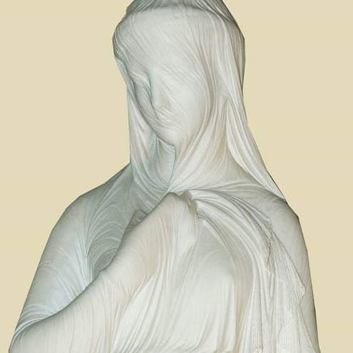Remembering the masterpiece- Veiled Rebecca, sculpted by GB Benzoni in the 19th century, Italy. #SalarJungMuseum #MuseumFromHome #Benzoni