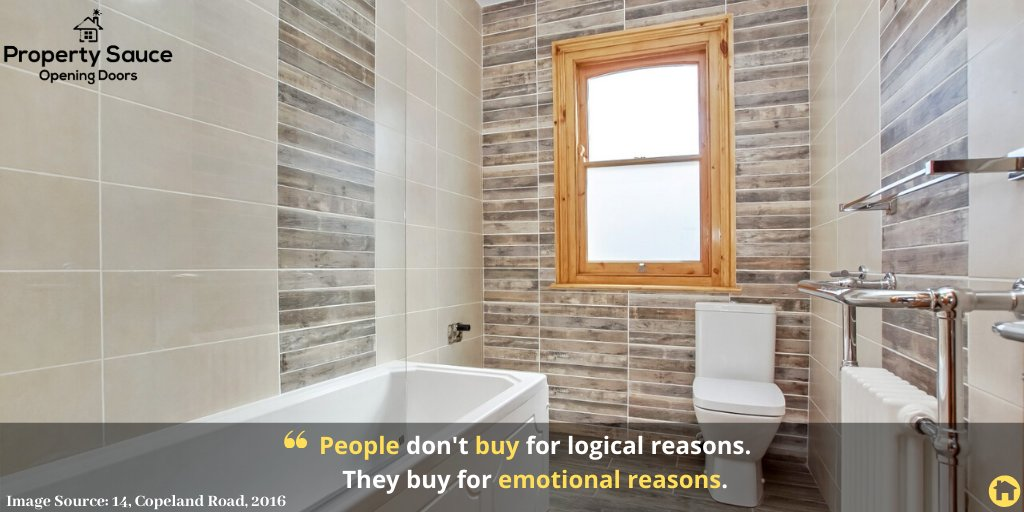 People don't buy for logical reasons. They buy for .......  #propertyinvesting #propertydeveloping #propertysauce #valueadd #justdoit #youcandoit #youngentrepreneur #businessmen #business #mindset #businessowner #smallbusiness #investing #entrepreneur #businessquotes pic.twitter.com/mjLWyGRrlC