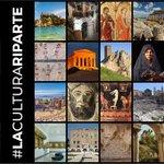 Image for the Tweet beginning: #LACULTURARIPARTE #riAperture siti @Regione_Sicilia Da sabato