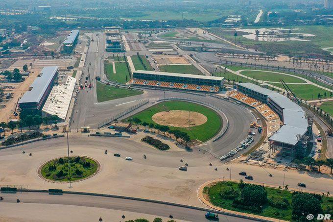 Le Vietnam a toujours de l'espoir pour son GP de F1 en 2020 http://dlvr.it/RXZpX8pic.twitter.com/eDPCtX5LKp