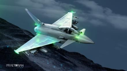 DYK: #Eurofighter #Typhoon #Defensive Aids Sub System (DASS), Praetorian integrates with the remaining elements of the Typhoon Defensive Aids System, namely the Defensive Aids Computer & the #Chaff & #Flare Counter Measures Dispensing System.  For more: https://t.co/ikcmzCImxF https://t.co/yTFFuqmoP0