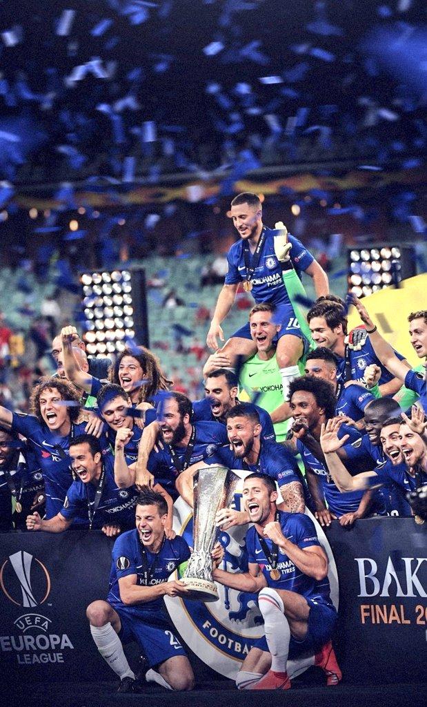 Remembering the good old days 💙🥺  #throwback2019 #UELfinal https://t.co/4xsBJ4GNYN
