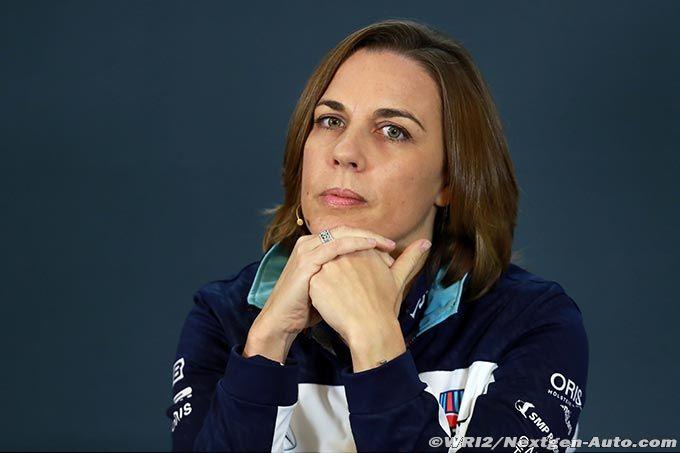 Williams : La décision de vendre l'équipe F1 n'est pas due à un seul facteur http://dlvr.it/RXZtvwpic.twitter.com/45EYGNPZ0b