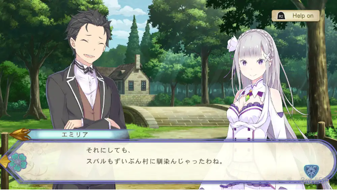"New ""Re:ZERO"" Game Announced for PS4, Switch, PC"