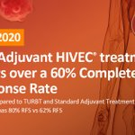 Image for the Tweet beginning: @CombatCancer #HIVEC Neo-Adjuvant HIVEC shows