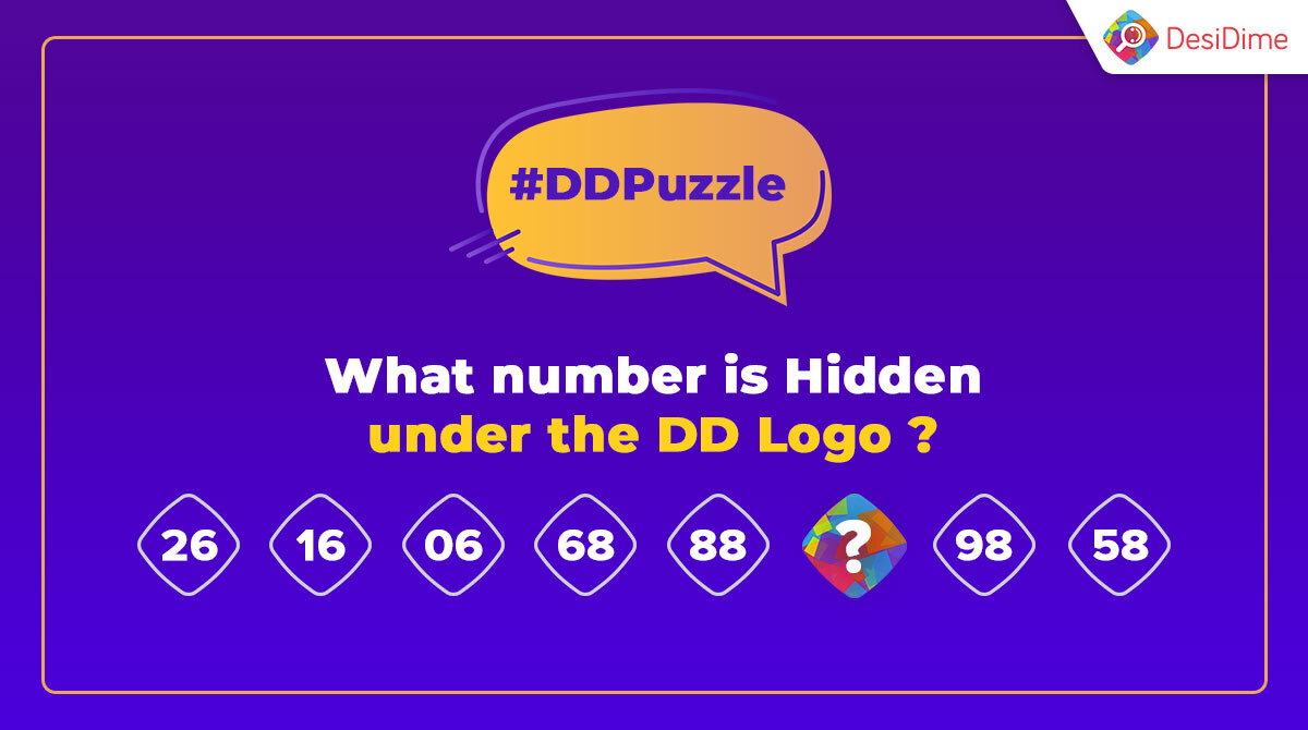 """Why not play a Test Yourself #puzzle and decode ourselves?  Give the right answer in the comments below and win""   #DDPuzzle #ContestAlert #Contestalert #quarantine #quiz #fridaymorning #FridayVibes #ContestOfChampions #contestalertindia #quizquestions #Friday<br>http://pic.twitter.com/RVba0SkOKD"