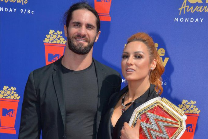 Look: WWE\s Becky Lynch posts first ultrasound photo, wishes Seth Rollins happy birthday