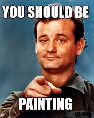 Some of us are still stuck at home, although I can now replenish some supplies locally.   #miniaturepainting #miniatures https://gamingwiththegnomies.blogspot.com/2020/05/you-should-be-painting.html…pic.twitter.com/vO2el8uYxZ