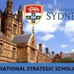 Image for the Tweet beginning: #University of #Sydney ##International #Strategic