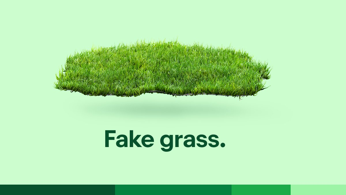 37 units of artificial grass were bought an hour during the first two weeks of lockdown as the UK wanted to get garden-ready, quick. Plant and seed sales were up 232% too as the nation grew their own.🌱