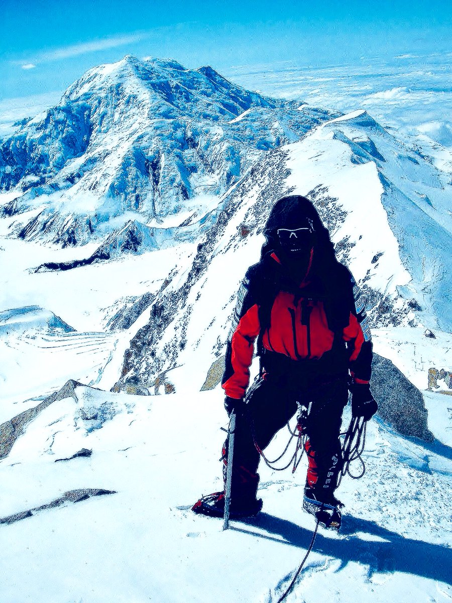 #AnorakFact: Ukyo Katayama is now an accomplished mountaineer, having climbed some of the world's highest mountains, including Cho Oyu (the 6th-highest) & Manaslu (the 8th-highest) as well as Kilimanjaro (the highest single free-standing mountain in the world). (2/2) https://t.co/SGzOguHtff