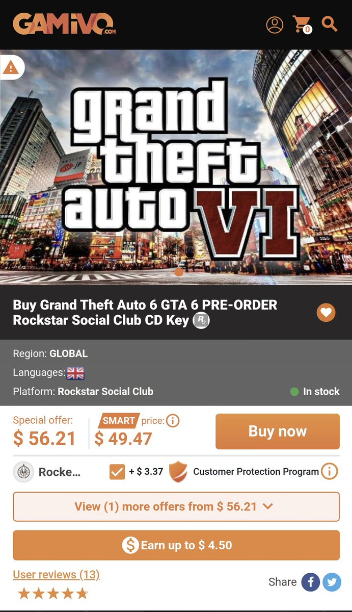 This could be a placeholder right? #GTA6 #GTAVI<br>http://pic.twitter.com/F1z4Kh0DEp