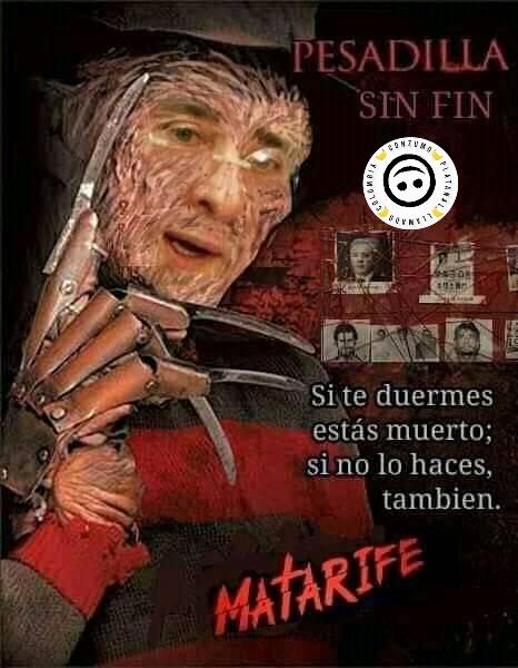 RT @conzumogonzo: #MatarifeLaSerie #MatarifeInnombrable #superuribe https://t.co/abw6mIyJiA