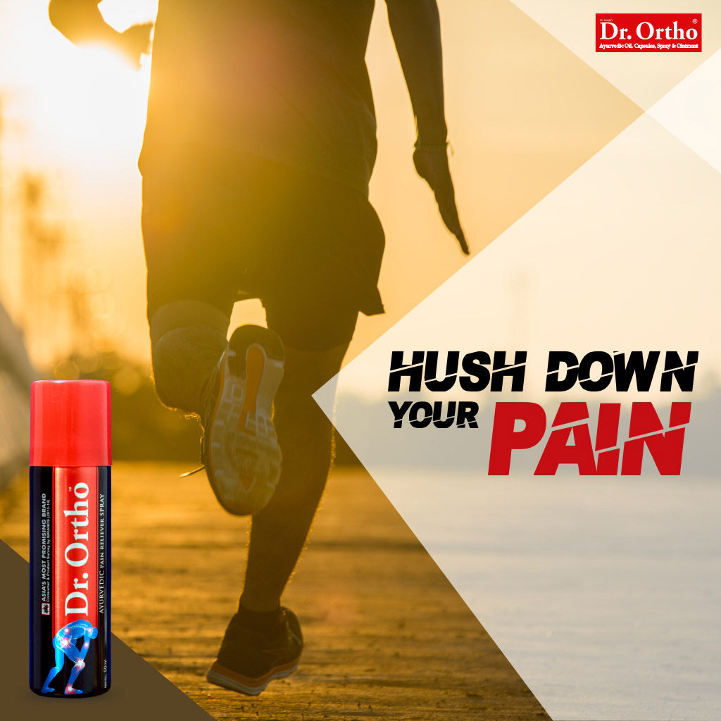 ➡️ Get your joint pain relieved with Dr. Ortho Ayurvedic Pain Reliever Spray.  ✔️ Prepared with the goodness of 10 herbs it helps in soothing the pain of knee, wrist, elbow, and wrist.  #drortho #vocalforlocal #vocalforlocalproduct #swadeshi #golocal #supportlocal #shoplocally https://t.co/3AxEY7NUiB