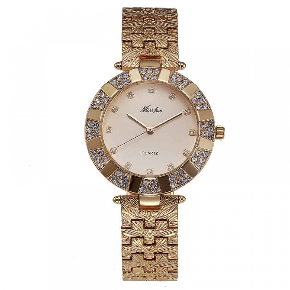 #dailywatch #watchoftheday Classic Women's Gold Quartz Watches https://manageourtime.com/product/classic-womens-gold-quartz-watches/ …pic.twitter.com/g3dq9GcsiI