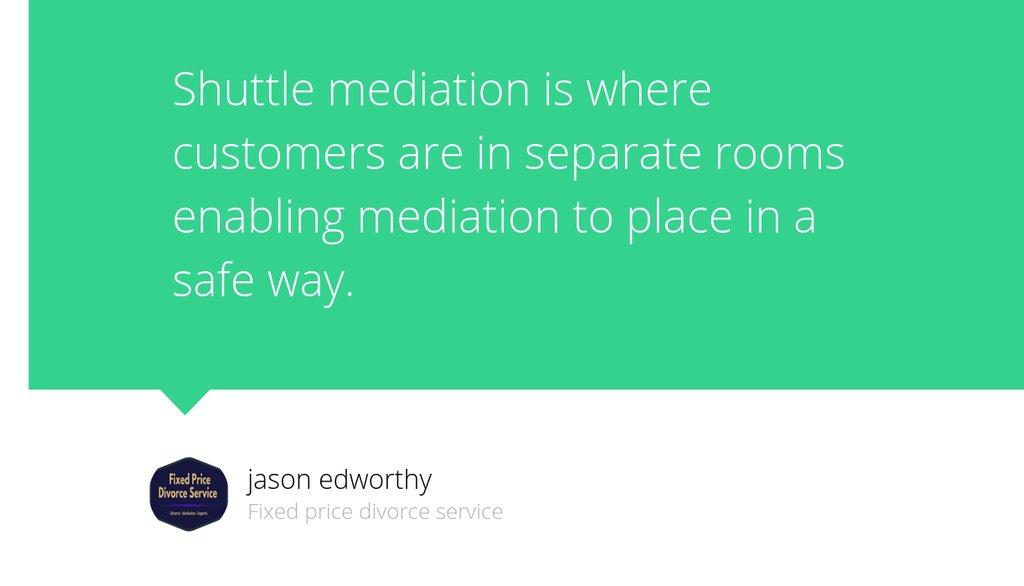 Shuttle Mediation: https://t.co/8TGWMMVBdR  #divorcemediation #familylaw #separation #conflictresolution #shuttlemediation #mediator #mediation #coparenting #divorce https://t.co/N4I1mBJQ43