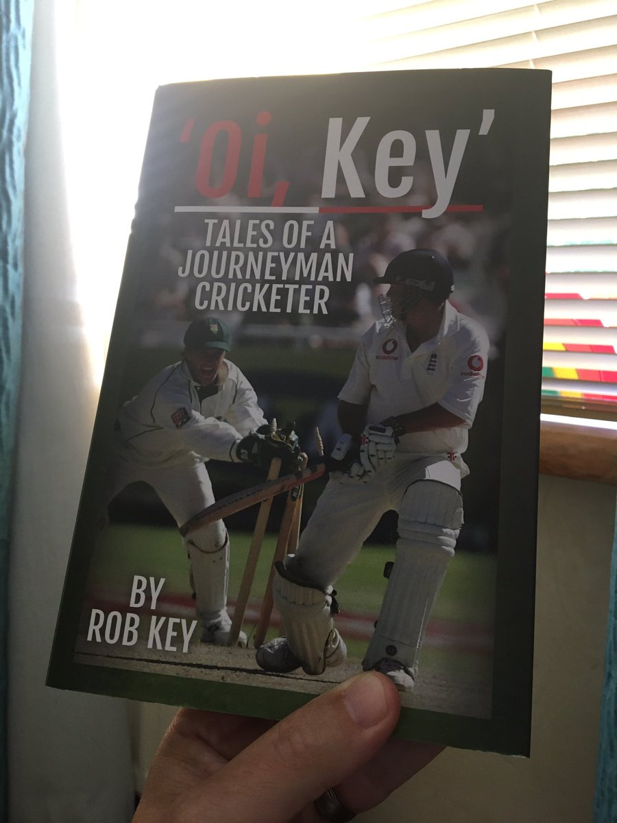 Good to get the story behind this too, including why Keysy chooses to call himself a journeyman, feels we need reminding that @flintoff11 is way more than just a bloke off the telly, oh, and how he and @fleurkey once had to give @TheBarmyArmy the slip... thenightwatchman.net/pinch-hitter/i…