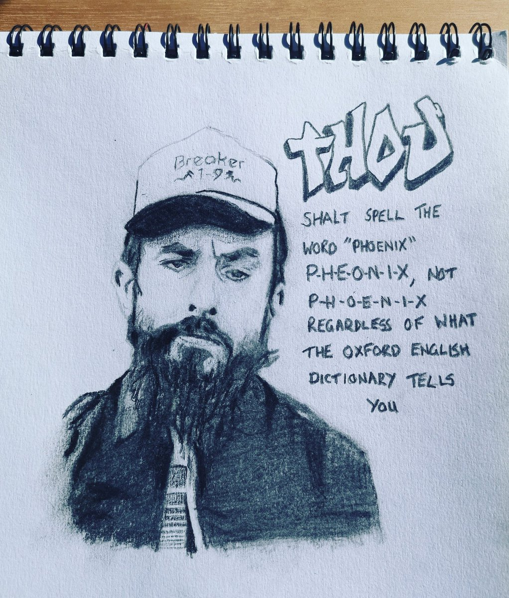 The lyrical genius that is @Scroobiuspipyo #doodle #art #sketchbook #sketch #Pencildrawing #6MusicArt #charcoalsketch #Charcoal #rapper #scroobiuspip #lyrics #graffitipic.twitter.com/eY2XbwRdVK