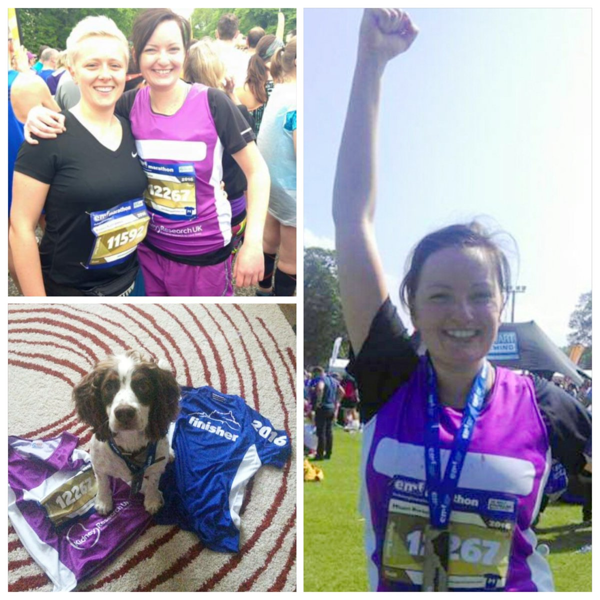 4 years ago today I ran my first marathon for @Kidney_Research fast forward 4 years and @Kidney_Research are still doing amazing work & my family will be forever greatful to them and @NHSOrganDonor for the many lives they save. #marathon #NHSScotland #StirlingNextpic.twitter.com/3mHO9JR1qS