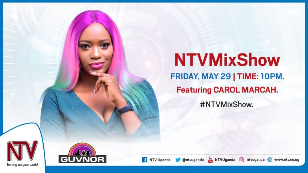 She is going to feature in tonight's Mixshow at 10 pm. Don't miss. Sponsored by Bell Lager. @dagy_nyce @rosemaryuganda @Deejay_Bryan @ntvuganda @Iam_TonnyB @amforeverannie @BriceAnchor #NTVMixshow        #BellJamz https://t.co/NOG1JkbRzq