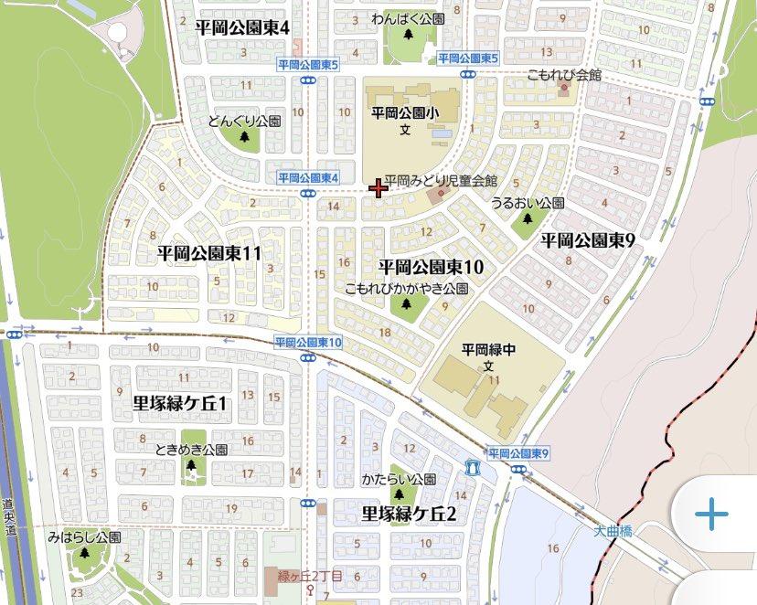 今までそういうもんだと思ってだけど、札幌には変な名前の公園が多い。