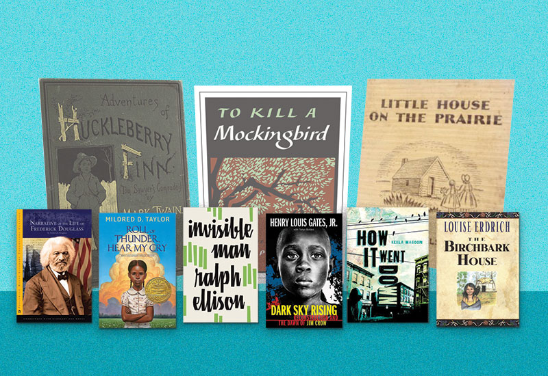 Reading Alternatives to Three Problematic Classics http://ow.ly/Yu7i50zSBPl pic.twitter.com/08qBoV5rdL