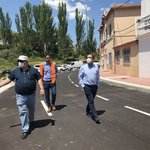 Image for the Tweet beginning: Concluida la urbanización de la