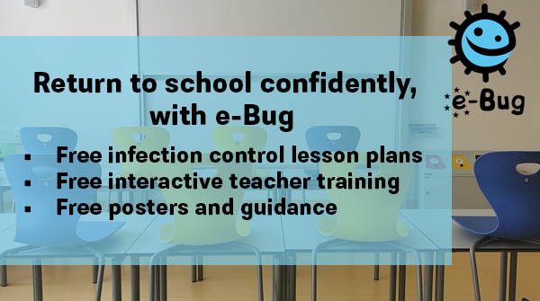 Is your school going back this week? Preparing for your return in the coming weeks?   Increase your knowledge and confidence to teach #hygiene and #InfectionPrevention to children and young people with our free interactive @FutureLearn course!   https://t.co/ap8OkeBA04 https://t.co/9RbHGGdJQ9