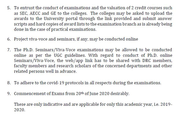 #JUSTIN #TSCHE reduces exam duration from 3 hrs to 2 hrs, to modify exam paper pattern. Exams will be conducted only for final semester UG/PG students, including backlogs. Intermediate semester students may be promoted irrespective of no of backlogs. Know full guidelines here 👇 https://t.co/P9pBaOKBac