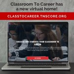 Image for the Tweet beginning: Have you heard? @ClassToCareerTN has