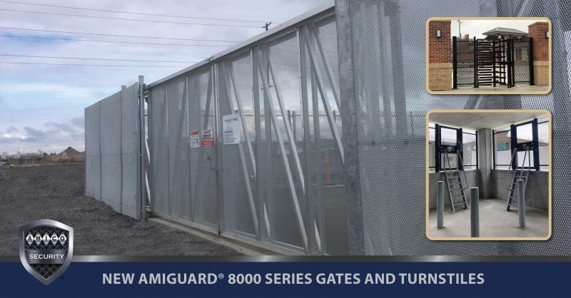 #AMICOSecurity is a leading provider of integrated access control solutions. The AMIGUARD® 8000 Series Gates are fully integrated with our Security fence product lines & #AMIGUARD® meshes. Click for more! ➡️ https://t.co/LIU9bRyDUL Follow our LinkedIn➡️ https://t.co/ahisgafDxb https://t.co/oyj6U4jsgY
