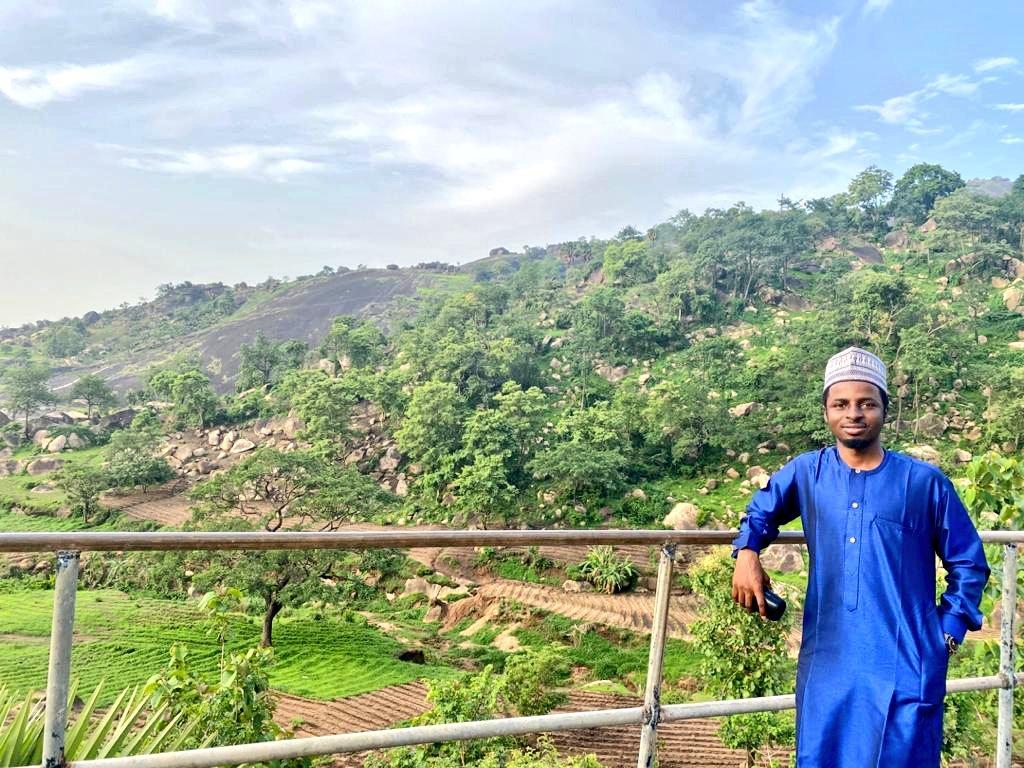 Beauty of southern kaduna My love for Nature  #SouthernKaduna #Tourism pic.twitter.com/unA6Wko21B