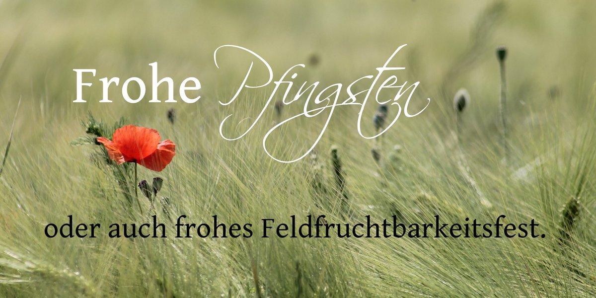 #Pfingsten