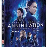 Image for the Tweet beginning: Annihilation (Blu-ray) [2018] [Region Free]