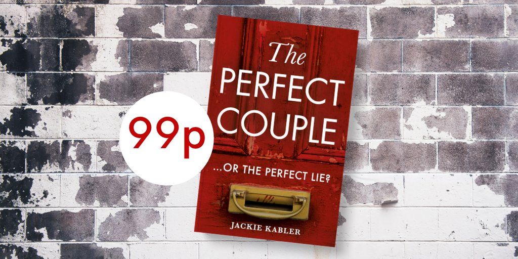 ATTENTION CRIME FANS! #ThePerfectCouple by @jackiekabler is at #2 in the Kindle chart 🎉 Start reading now: amzn.to/3dg4f55