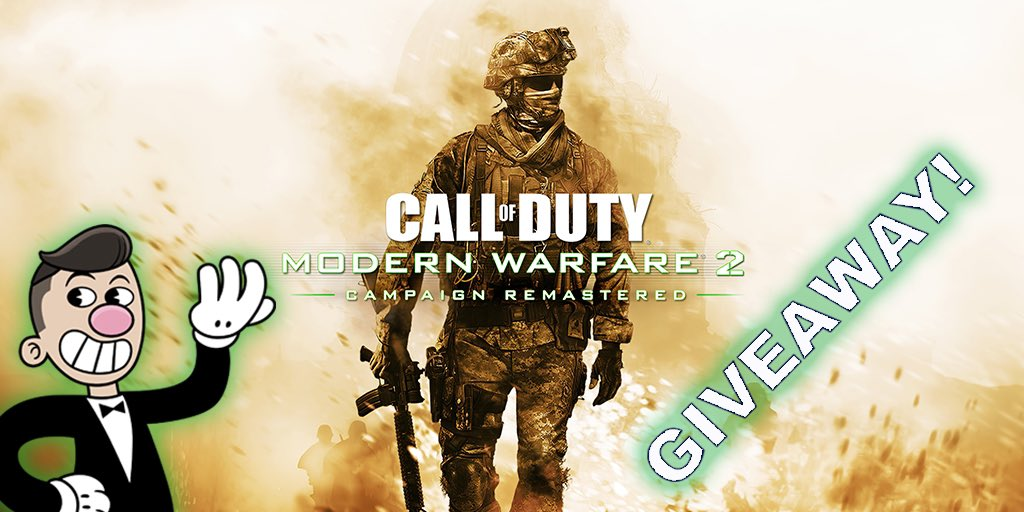 Thanks to @Activision I've got 2 #CallofDuty Modern Warfare 2 #xbox codes to #giveaway! 1. Like ♥️ + RT 🔁 2. Follow Me 👔 3. Tag a friend 👥 I'll draw on 6/2 9:30PM EST! 2x your chances like + follow IG: bit.ly/2KXR0aO Good luck!🍀 #freecodefridaycontest