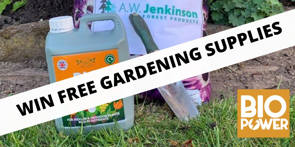 We're giving #KeyWorkers and #localheroes the chance to #win free gardening supplies (one 2l bottle of BioPower and a bag of compost) delivered to you by entering our competition here:  https://bit.ly/EcoGroCompetition…   Head to our #Facebook to find out more   @FeatureCumbriapic.twitter.com/gcTzJLk0hM