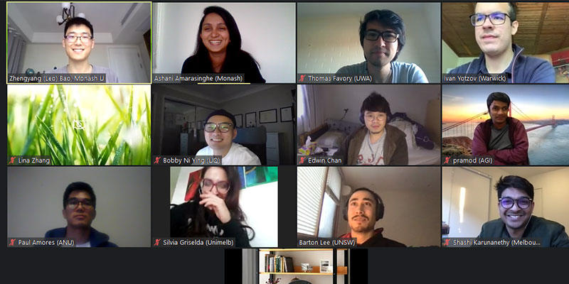 Warwick PhD student @iyotzov launches the European /US East Coast edition of the Applied Young #Economist Webinars (AYEW) and is already full booked until the end of Nov 2020 - read how it became a success: bit.ly/2M6Yyul @MonashWarwick @TheRealSodaLabs @essobecker