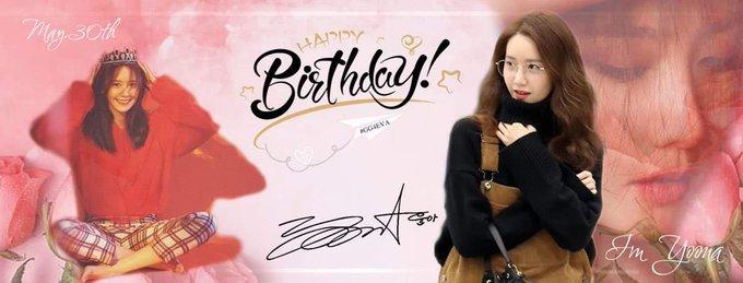 200530 HAPPY BIRTHDAY IM YOONA