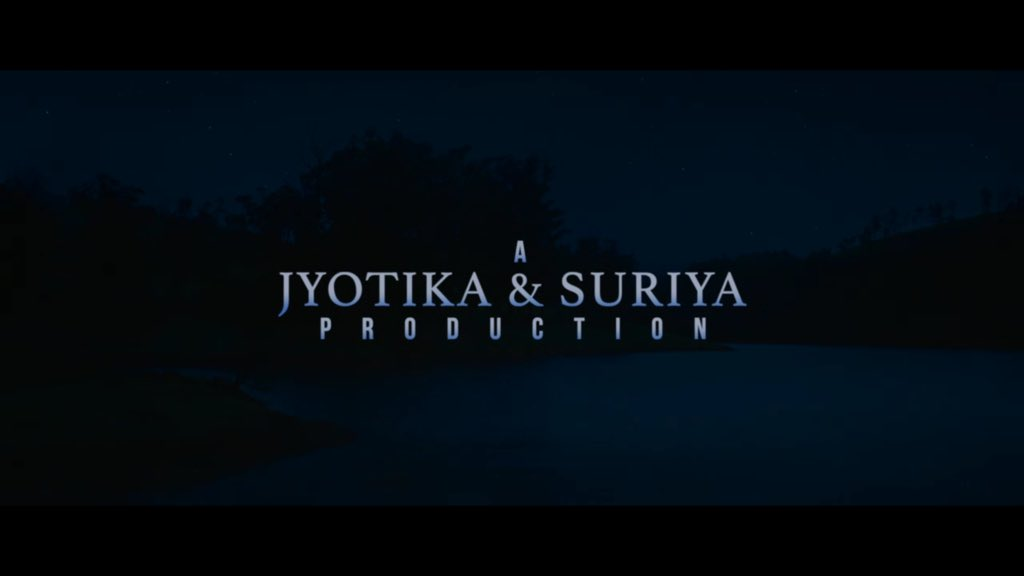 #Jyotika and @Suriya_offl ❤️ #PonmagalVandhalOnPrime